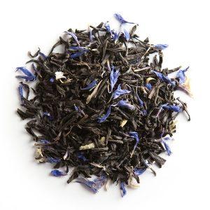 Earl Grey Flores Azules Bio
