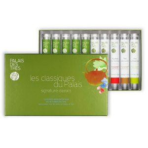 "Caja degustación ""Clásicos del Mundo"" - 10 tés"