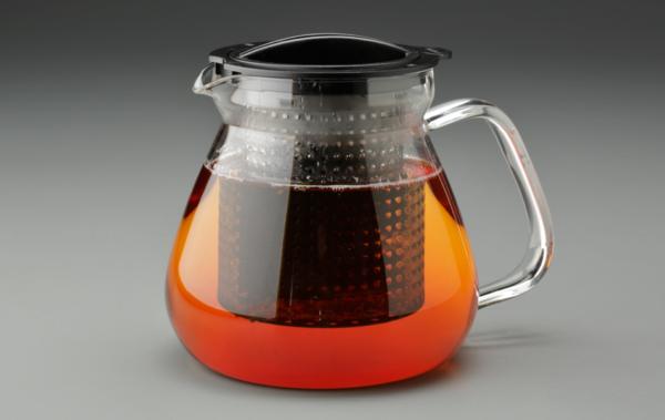 """Tetera Cristal """"tea control"""" 1.l"""