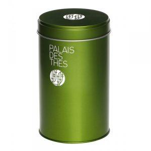Lata metálica verde 100gr