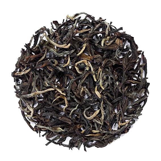 Te negro de Sikkim, plantacion de Temi